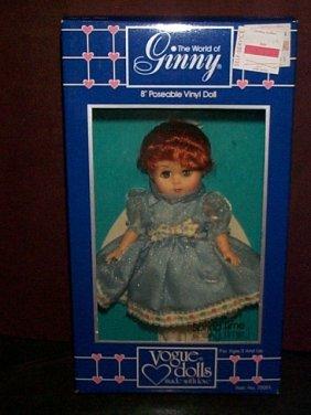 "Vogue Doll  The World Of Ginny  Springtime  8"" Vin"