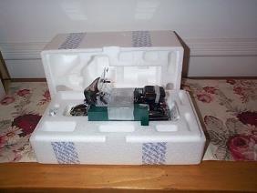 Franklin Mint Precision Model Harley Davidson Elect