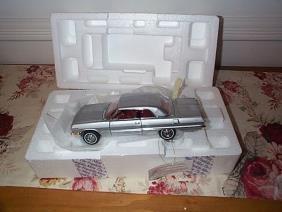 Franklin Mint Precision Model 1963 Chevrolet Impala