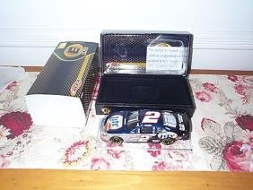 RCCA Elite Collectible Rusty Wallace #2 Miller Lite