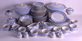 A Large Quantity Of Bruce Oldfield Royal Doulton Tea