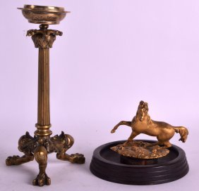 A Good Quality Mid 19th Century French Bronze