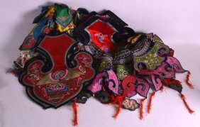A Good Collection Of 19th/20th Century Chinese Silkwork