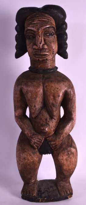An Early 20th Century African Fertility Figure Possibly