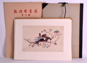 The Tunhuang Mural Paintings (les Fresques De