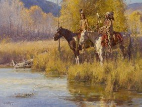 JIM NORTON, Fall On The Spanish Fork, 2003