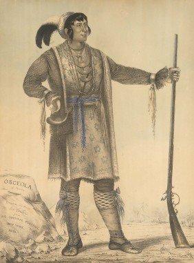 GEORGE CATLIN, Osceola Of Florida, 1838
