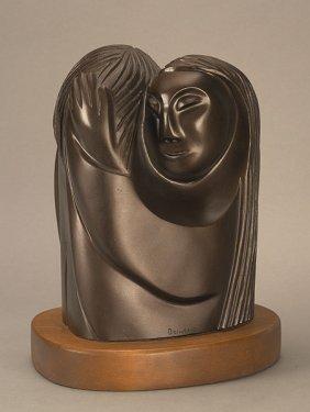 Barrett, Study For Stone Sculpture, 1/1