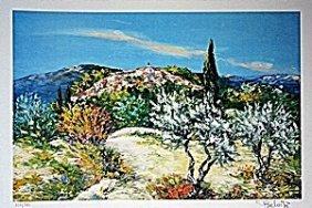 Village De Montagne Tat Ii By Marcel Belvisi