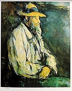 Lithograph After Paul Cezanne