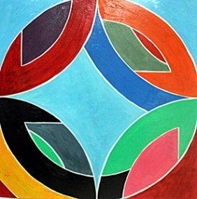 Discs 1960' - Frank Stella
