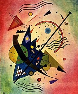 Composition 1919' - Wassily Kandinsky