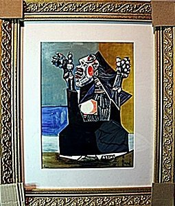 Picasso - Limited Edition - Suppliant