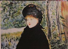 Edouard Manet - Ms. Magdala