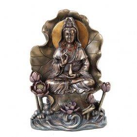 Lotus Kuan Yin
