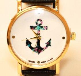 Anchor Wrist Watch