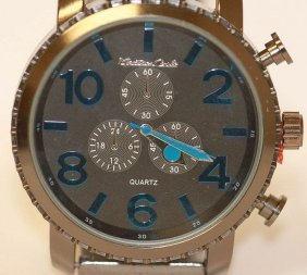 Water Resistant Montres Carlo Wrist Watch