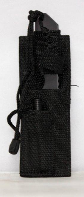 Tanto Survivor Fire Starter Black Knife
