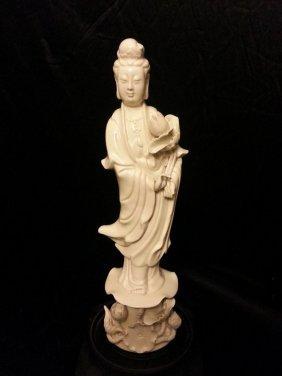Antique Chinese Porcelain Gunanyin