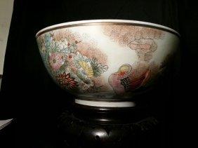 Antique Porcelain Bowl