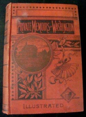 1859 Memoirs Of Washington