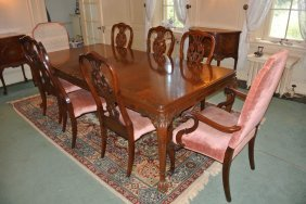 Orinoco Chippendale Dining Room Suite