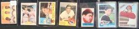 1959-65 Topps Rocky Colavito Card Lot