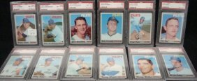 1970 Topps Seattle Pilots Graded Cards. Mike Hegan,