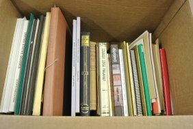 Useful Philatelic Reference Literature Lot
