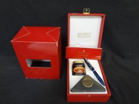 Sheaffer's Balance Millenium Edition 2000 Box Set With