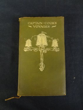 The Life And Voyages Of Captain James Cook 1904 George