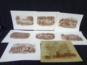 (7) Prints And History From Mr. William E. Turner Of