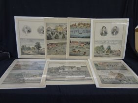 """(7) Pages From """"illustrated Historical Atlas Of Ottawa"""