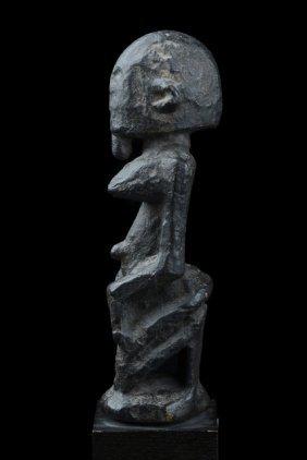 Kneeling Figure - Mali, Dogon