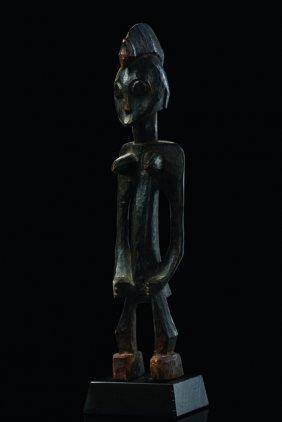 Standing Female Figure - Côte D'ivoire, Senufo