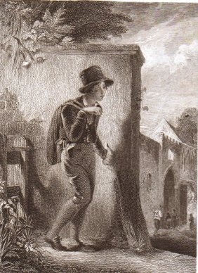 Henry Thomson. The Idle Schoolboy. England. 1829.