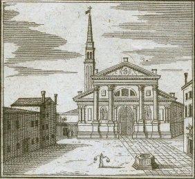 The Church Of San Francesco. Italy. 1740 – 1780.