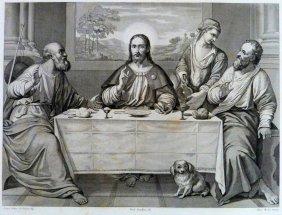 Jacopo Palma Il Giovane (iacopo Nigreti).