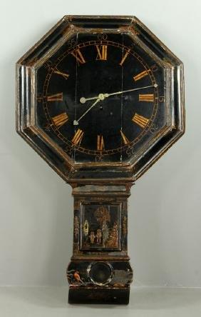 English Act Of Parliament Wall Clock