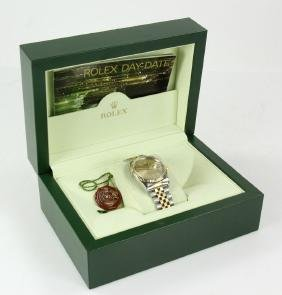 Men's Rolex Oyster Perpetual Date Just Watch