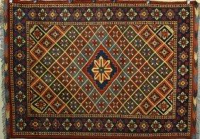 Pakistan Kazak Caucasian Rug