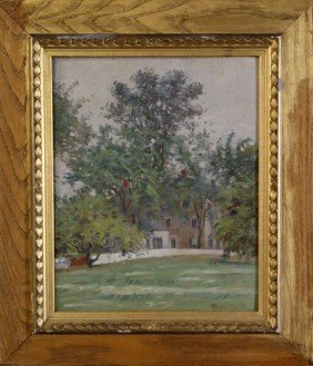 Wendel, Landscape, O/P