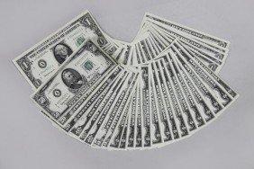Lot Of US Paper Money