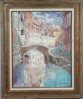 Van Young, Venice, O/C
