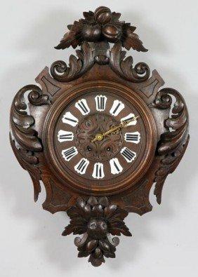 Late 19th C. Clock
