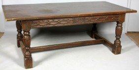 Jacobean Style Table