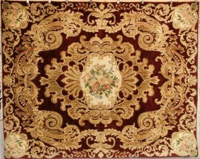Savanery Aubusson Rug