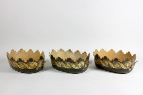 3 19th C. English Bowls