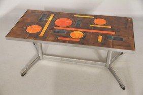 1960's Le Grange Ballareis Table
