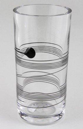 Vallien Glass Vase